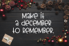 Candy Cane Fudge - A Yummy Hand-Written Font example image 5