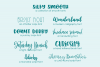 Silky Smooth Font Bundle example image 2