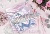 Pastel Marble Digital Paper, Scrapbooking, Textures example image 1