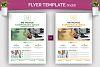 Indesign Corporate Flyer Template example image 1