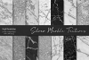 Iridescent Gold Marble & Black and Silver Marble Textures example image 29
