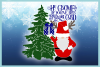 He Gnomes If Youve Been Bad Or Good Quote Santa Gnome SVG example image 3