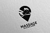 Massage Logo Design 10 example image 4