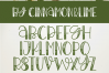 Believe In The Magic - A Christmas Handlettered Font example image 7