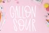 Gallon Sour - OTF / TTF example image 1