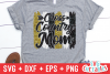 Cross Country Mom | SVG Cut File example image 1