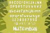 Freaky Tiki - a fun tropical font example image 3