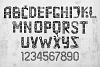 Steampunkfont example image 2