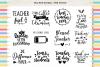 Teacher SVG Bundle - MB5 example image 3