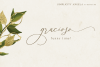 Simplicity Angela - Calligraphy Font example image 5