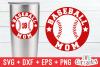 Baseball Bundle 3   SVG Cut File example image 24