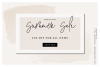 The Styled Edit- Chic Ligature Font example image 9