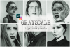 GrayScale presets mobile desktop lightroom mobile monochrome example image 1