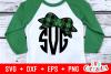 St. Patrick's Day Cut File Bundle example image 5
