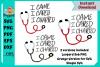 I came, I cared, I charted example image 2