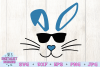easter svg, bunny svg, easter bunny svg, bunny sunglasses example image 3