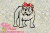 English Bulldog Bandana example image 1