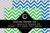 1 to 5 Panels Mockup for Digital Papers - M01 example image 5