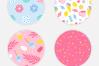 Punchy Pastels Kit example image 6