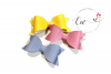 Classic Hair Bow Digital Template | Hair Bow Template example image 1