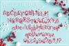 Christmas Vibes | A Whimsical Christmas Font example image 4