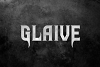 Glaive Typeface example image 1