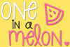 Pineapple Margarita | A Fun Font with Pineapple Doodles example image 4