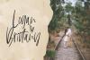 Hamor Island - Handwritten Script Font with Extras example image 6