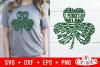 St. Patrick's Day Cut File Bundle example image 17