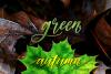 Autumn Script example image 5