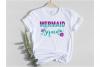 Mermaid Squad SVG | Mermaid Squad |Mermaid Birthday Girl svg example image 2