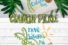 Now Where's My Cabana Boy Summer Beach SVG Cut File example image 4