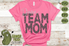 Dance Mom & Bonus Team Dancer Mom Sports SVG Cut File example image 3