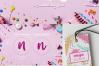 Gummy gum - script and cartoon font example image 2