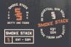 Smoke Stack - Industrial San-Serif example image 2