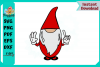 Stop, Hold Up Gnome SVG example image 1