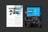 Business Report eBook Powerpoint Template example image 7