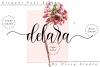 Delara Script example image 10