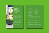 Vegetarian Recipe eBook Template Theme PowerPoint example image 5