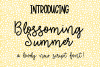 Blossoming Summer example image 1