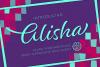 Alisha example image 1