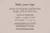 Retroville Monoline Typeface - Script Font example image 9