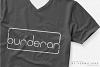 Bunderan Rounded Sans example image 11