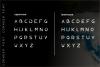 Corner font example image 2