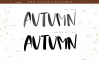 Autumn Collection OTF & SVG Font example image 7