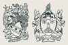 25 Coat Of Arms - Vol.3 example image 2