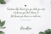 Flowerbloom Font Trio example image 3