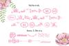 Sugar Plums Script + Doodles example image 7