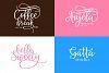 Ashadiya | New Calligraphy example image 6