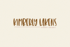 Lemon Cookies - A Fun Handwritten Font example image 8
